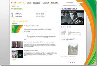 StudiosLandingPage