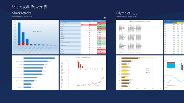 Source: http://blogs.office.com/b/office-news/archive/2013/07/08/announcing-power-bi-for-office-365.aspx