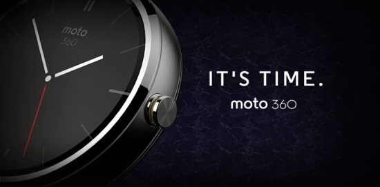Moto 360: It's Time.